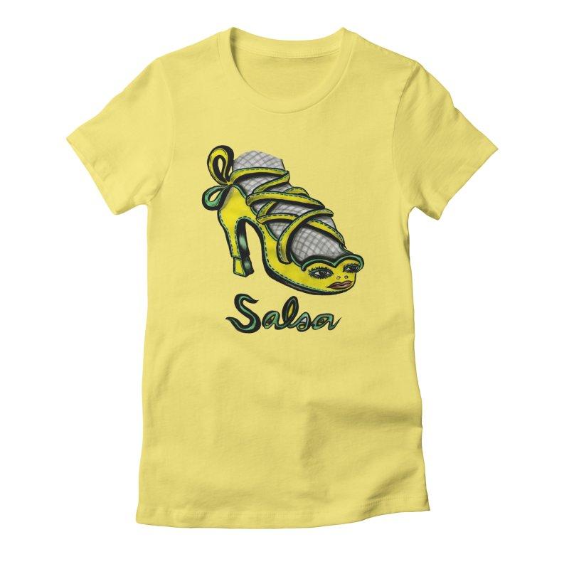 Magic Salsa Shoe   by Julie Murphy's Artist Shop