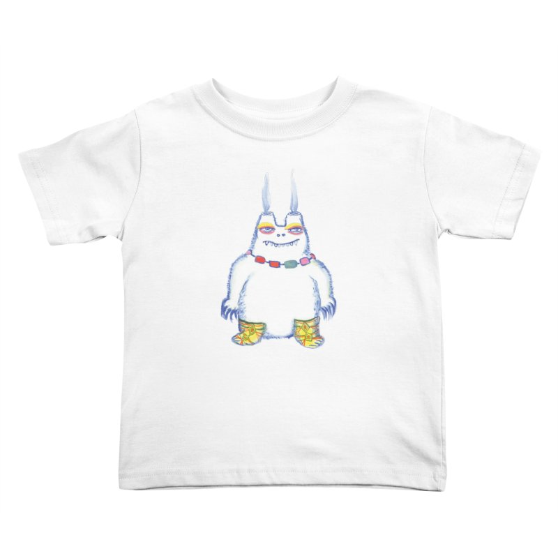 Craig Burns Kids Toddler T-Shirt by Julie Murphy's Artist Shop