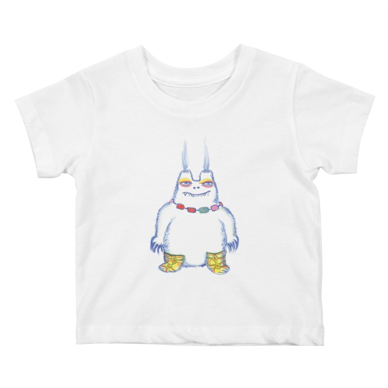 Craig Burns Kids Baby T-Shirt by Julie Murphy's Artist Shop