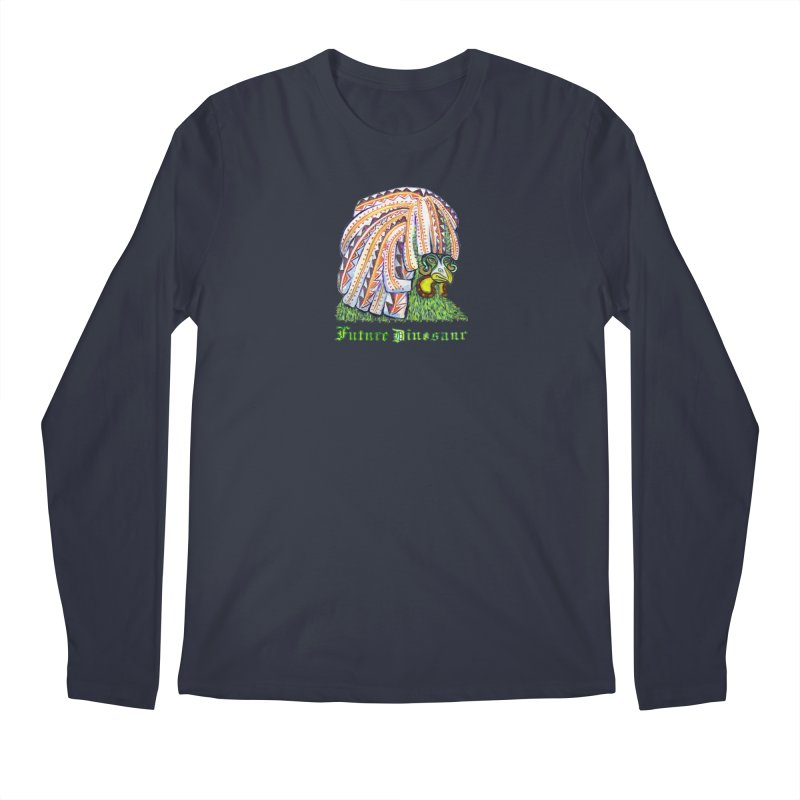 Alejandro Moonbeam Men's Longsleeve T-Shirt by Julie Murphy's Artist Shop