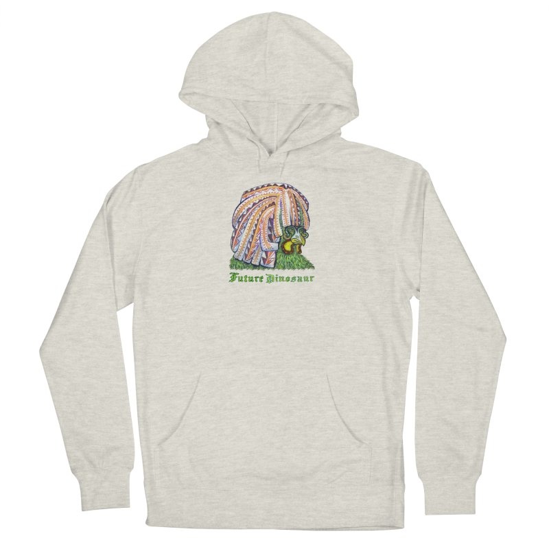 Alejandro Moonbeam Women's French Terry Pullover Hoody by Julie Murphy's Artist Shop