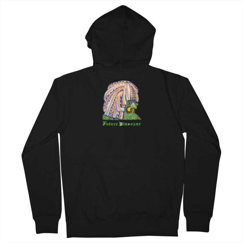 Alejandro Moonbeam Women's Zip-Up Hoody by Julie Murphy's Artist Shop