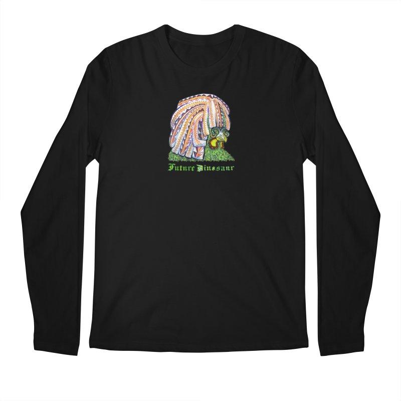 Alejandro Moonbeam Men's Regular Longsleeve T-Shirt by Julie Murphy's Artist Shop
