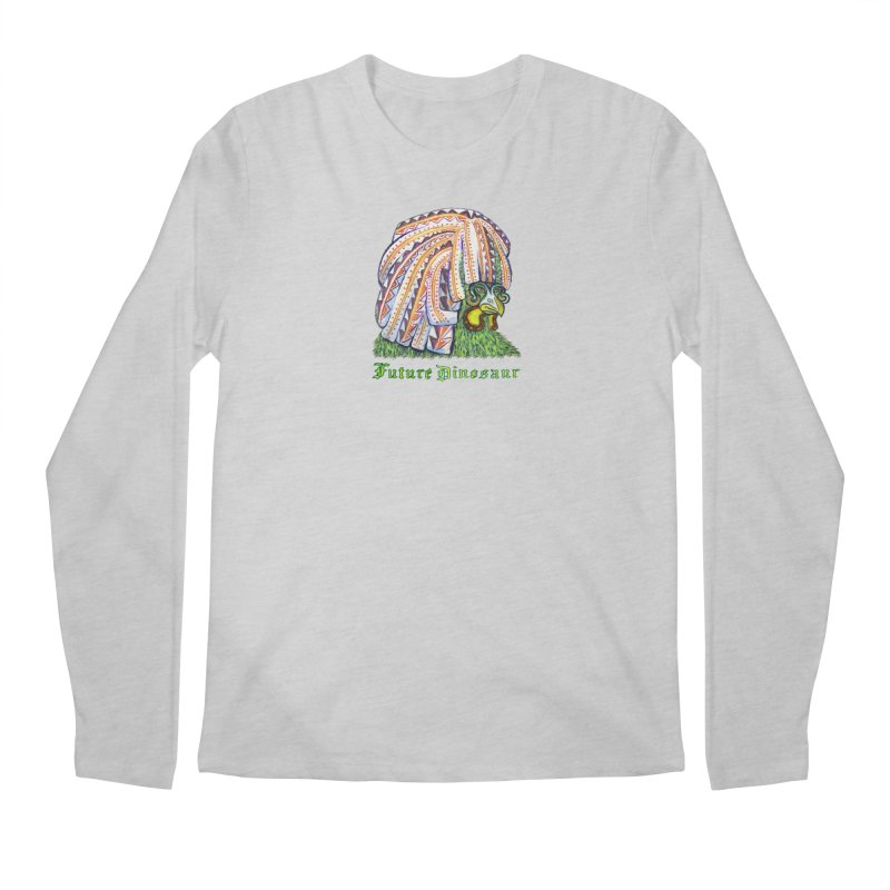 Alejandro Moonbeam Men's Regular Longsleeve T-Shirt by Julie Murphy's Artist Shop
