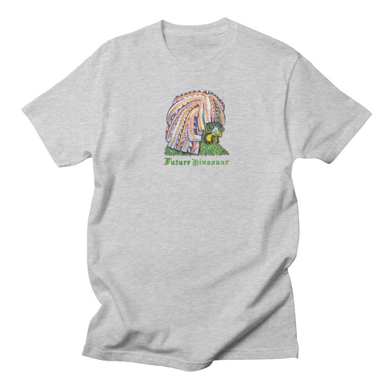 Alejandro Moonbeam Men's Regular T-Shirt by Julie Murphy's Artist Shop
