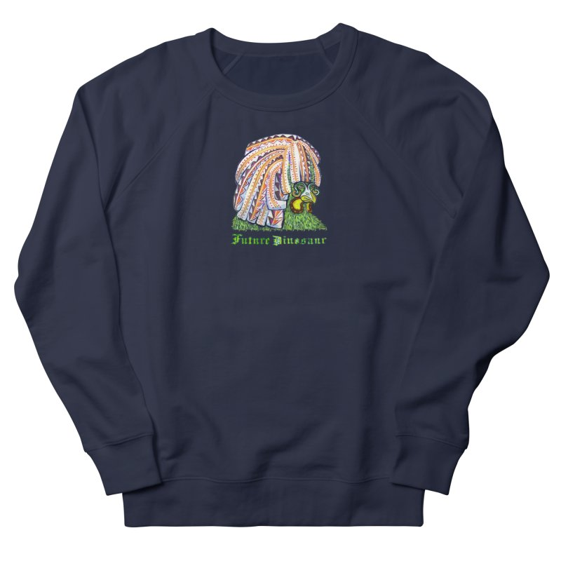 Alejandro Moonbeam Women's French Terry Sweatshirt by Julie Murphy's Artist Shop