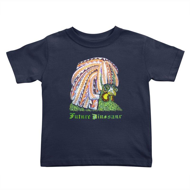 Alejandro Moonbeam Kids Toddler T-Shirt by Julie Murphy's Artist Shop