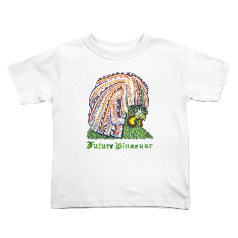 Alejandro Moonbeam Kids Toddler T-Shirt by Julie Murphy's Artist Shop