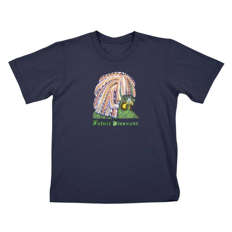 Alejandro Moonbeam Kids T-Shirt by Julie Murphy's Artist Shop