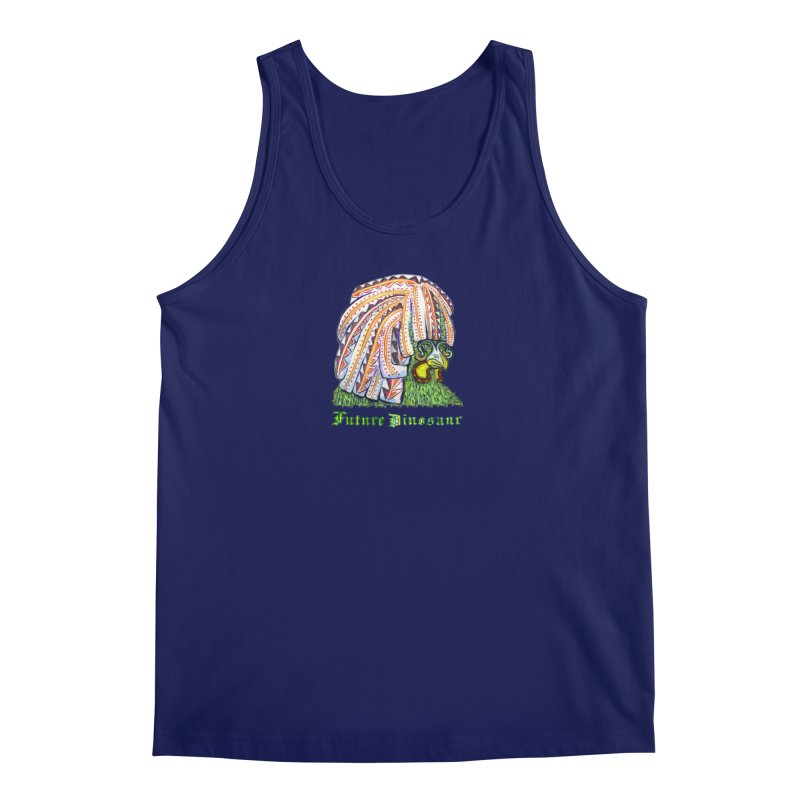 Alejandro Moonbeam Men's Tank by Julie Murphy's Artist Shop