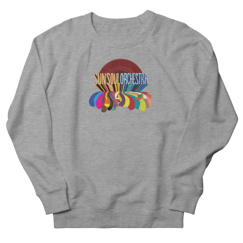 Sun Soul Orchestra Men's Sweatshirt by Julie Murphy's Artist Shop