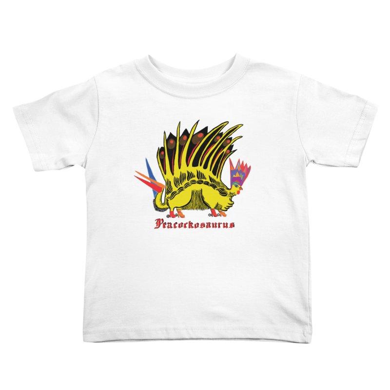 Peacockosaurus   by Julie Murphy's Artist Shop