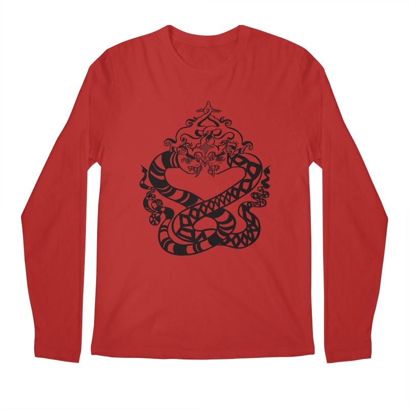 Lovelocked Men's Longsleeve T-Shirt by Julie Murphy's Artist Shop