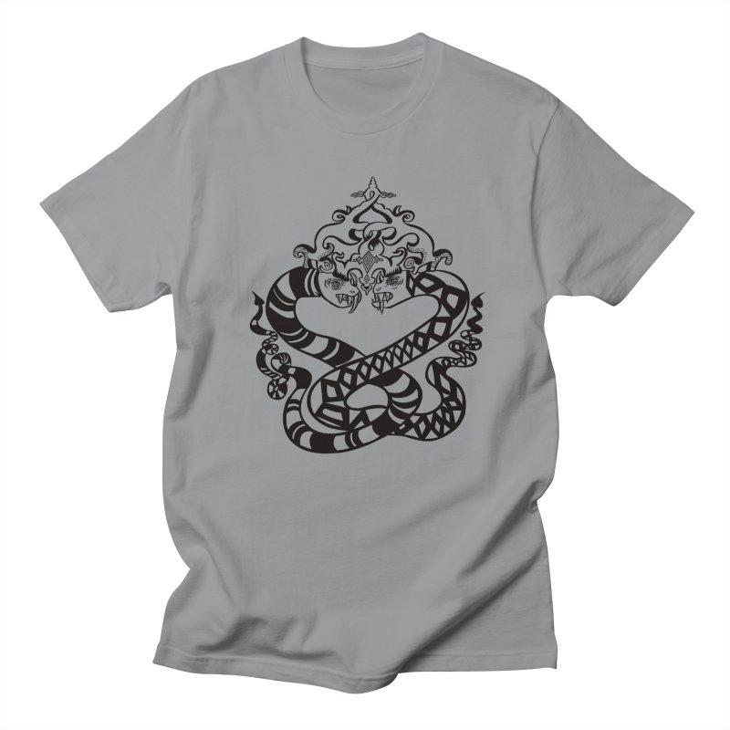 Lovelocked Men's T-Shirt by Julie Murphy's Artist Shop