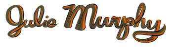 Julie Murphy's Artist Shop Logo