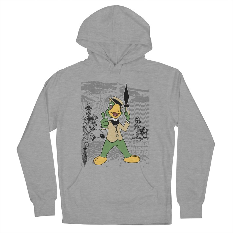 Agent of SAMBA Women's Pullover Hoody by Julio's Artist Shop