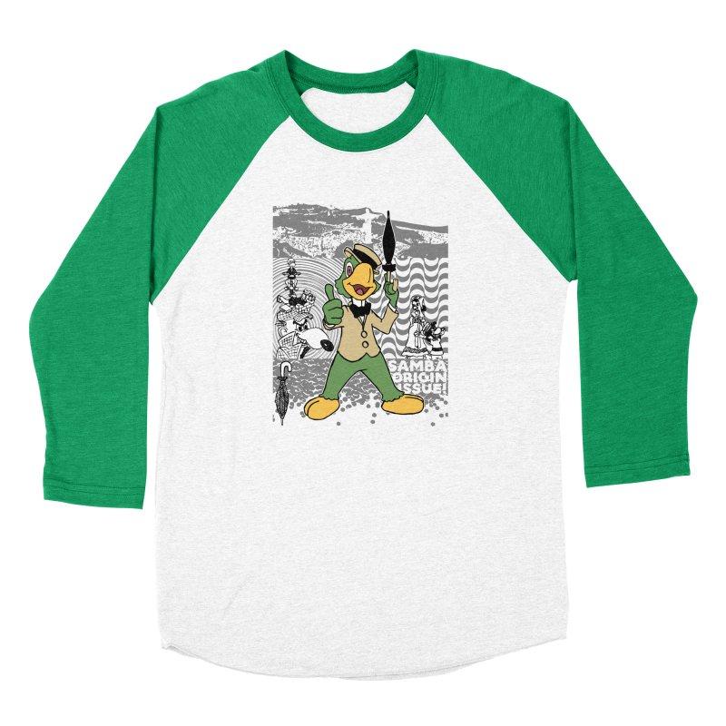 Agent of SAMBA Men's Longsleeve T-Shirt by Julio's Artist Shop