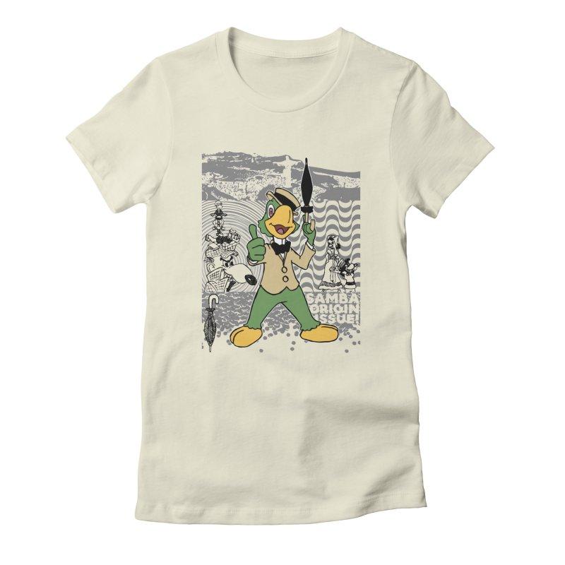 Agent of SAMBA Women's T-Shirt by Julio's Artist Shop