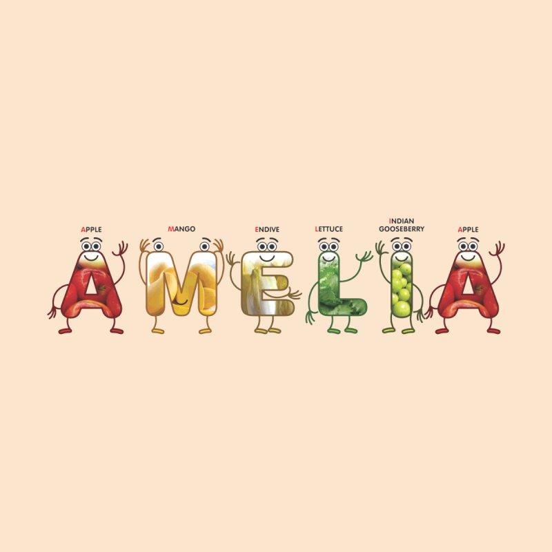 Amelia Women's T-Shirt by juliowinck's Artist Shop