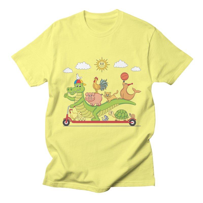 Super Ride Women's T-Shirt by juliowinck's Artist Shop