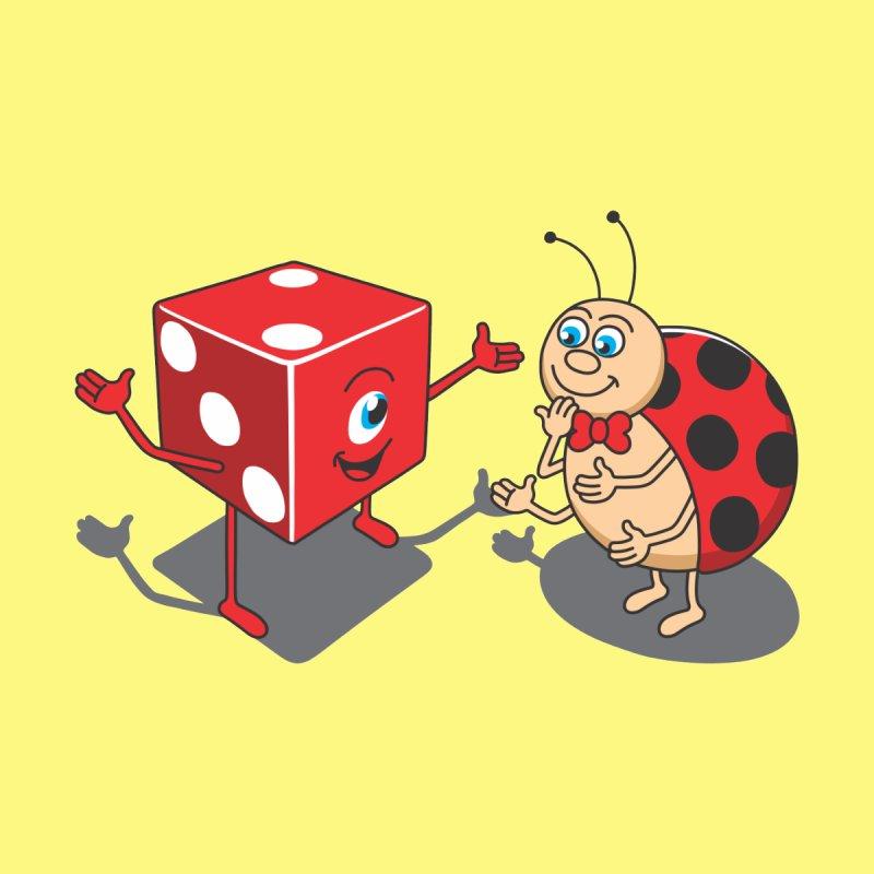 Ladybug Kids T-Shirt by juliowinck's Artist Shop