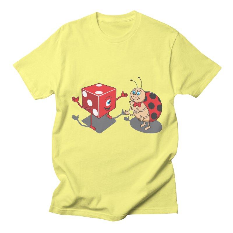 Ladybug Women's T-Shirt by juliowinck's Artist Shop