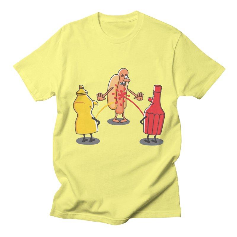 Ketchup Women's T-Shirt by juliowinck's Artist Shop