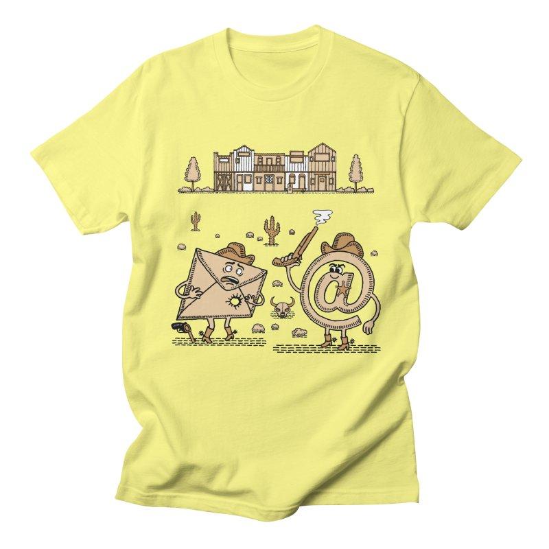 You lost Men's T-Shirt by juliowinck's Artist Shop