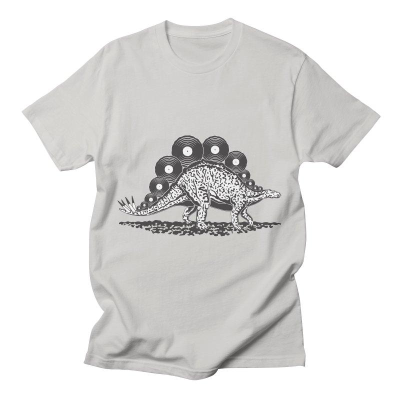 LPsaurus Men's T-Shirt by juliowinck's Artist Shop
