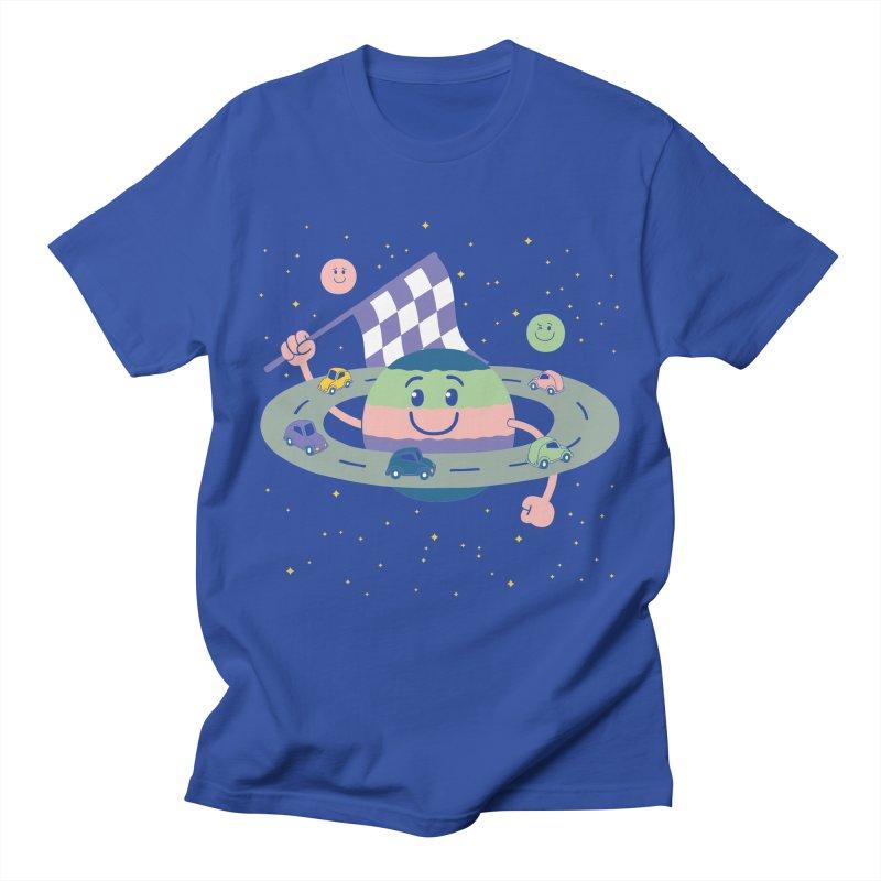 Baby Saturn Men's T-Shirt by juliowinck's Artist Shop