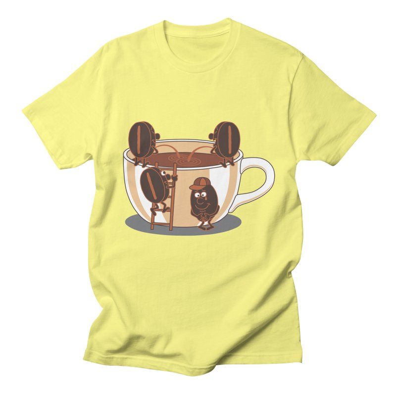 Coffee Men's T-Shirt by juliowinck's Artist Shop