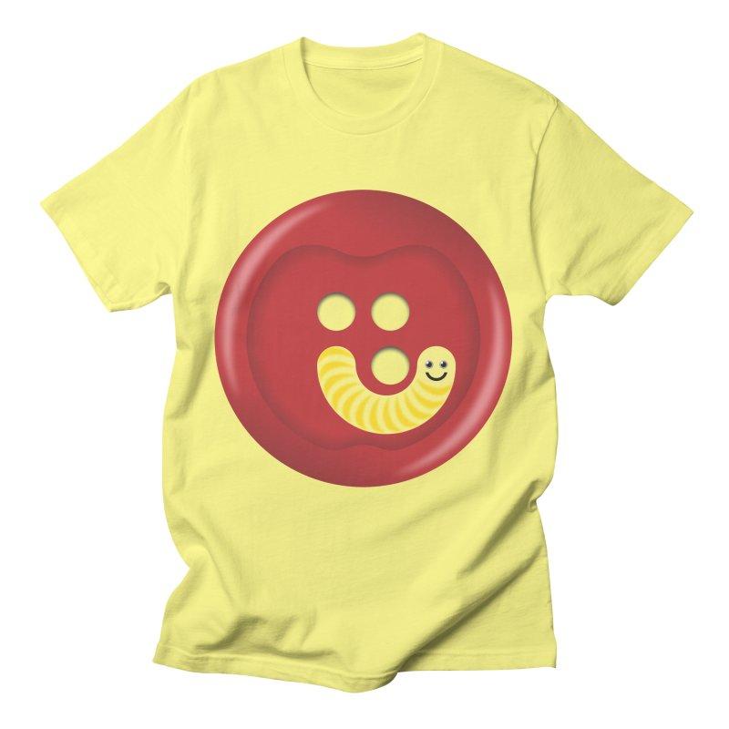 Button bug Men's T-Shirt by juliowinck's Artist Shop