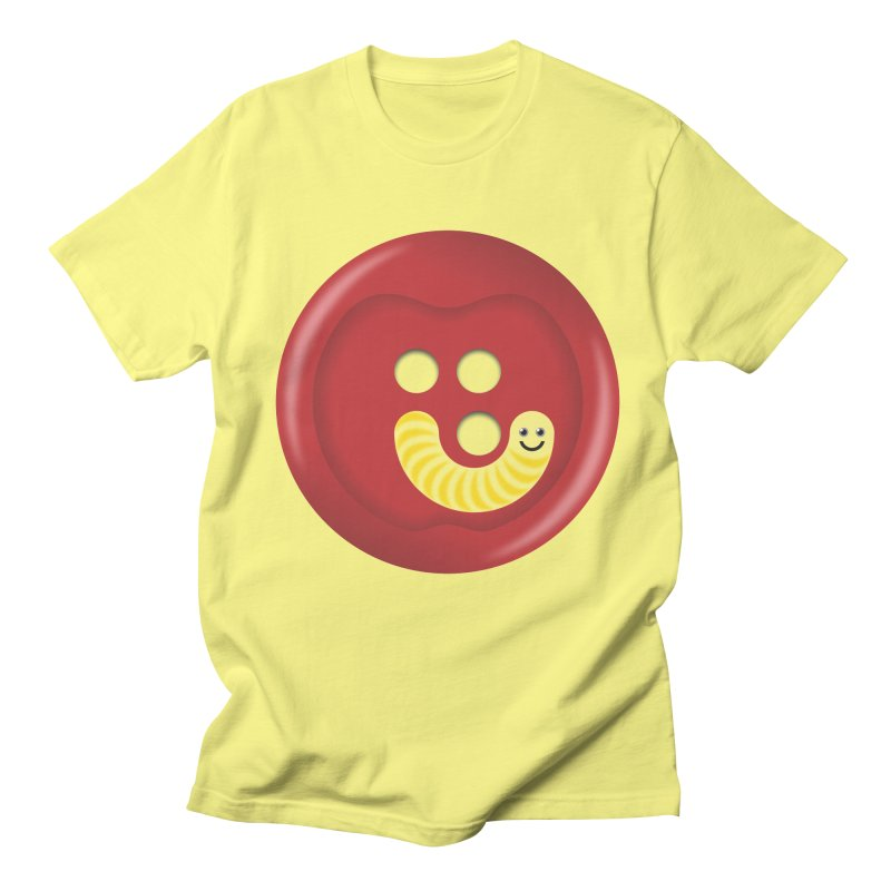 Button bug Men's T-Shirt by juliowinck's Artist Shop