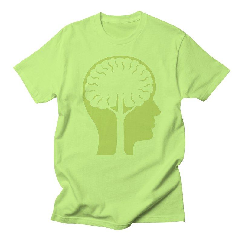 Think Green Men's Regular T-Shirt by juliowinck's Artist Shop