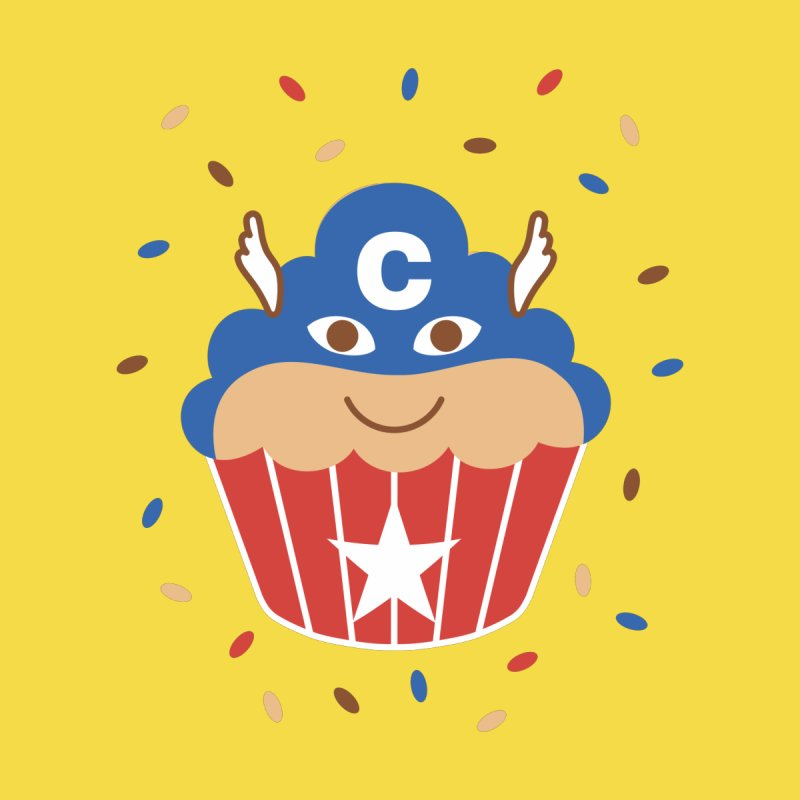 Captain Cake None  by juliowinck's Artist Shop