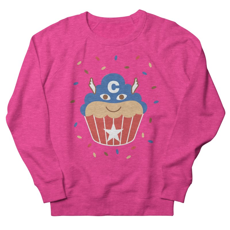 Captain Cake Women's Sweatshirt by juliowinck's Artist Shop