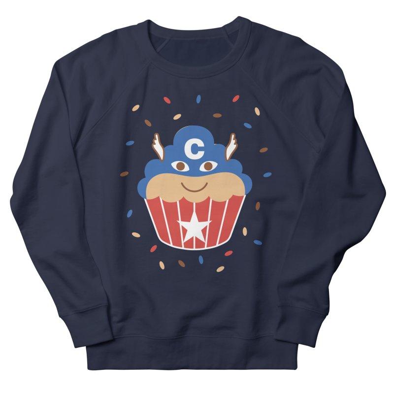 Captain Cake Men's Sweatshirt by juliowinck's Artist Shop