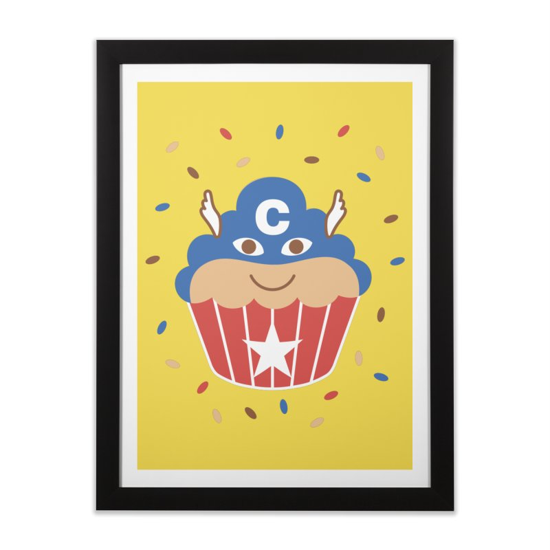 Captain Cake   by juliowinck's Artist Shop