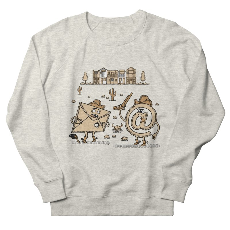 You lost Men's Sweatshirt by juliowinck's Artist Shop