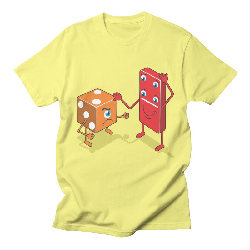 Toy Characters Men's Regular T-Shirt by juliowinck's Artist Shop