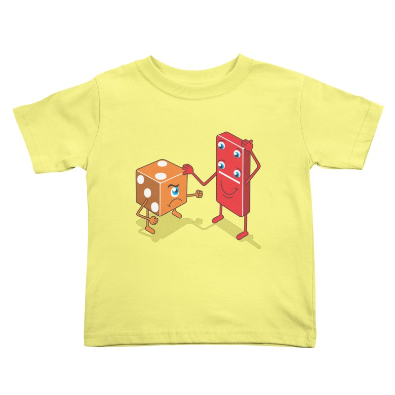 Toy Characters Kids Toddler T-Shirt by juliowinck's Artist Shop