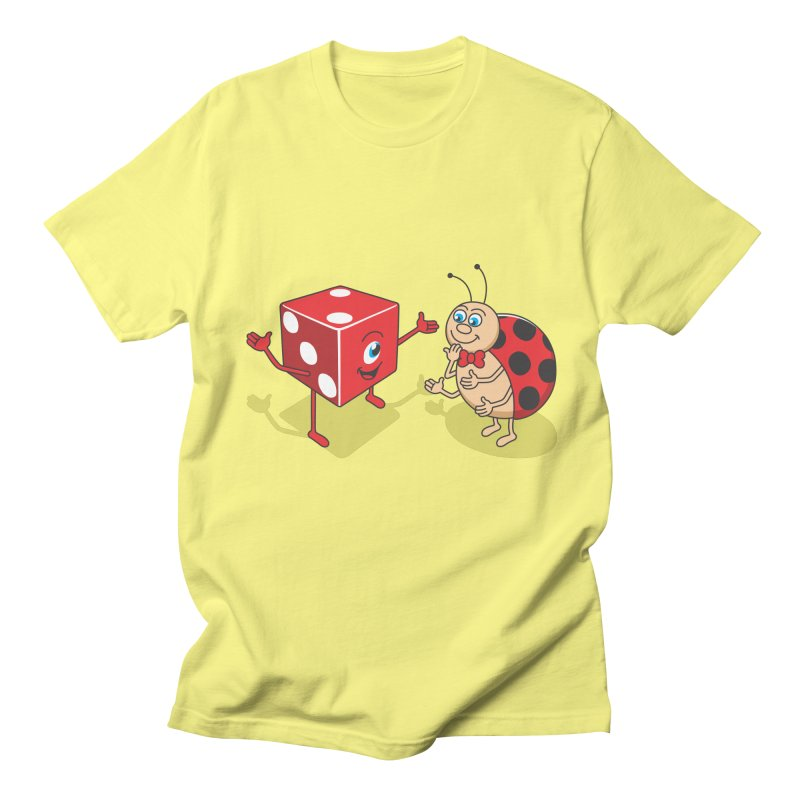 Ladybug Men's T-shirt by juliowinck's Artist Shop