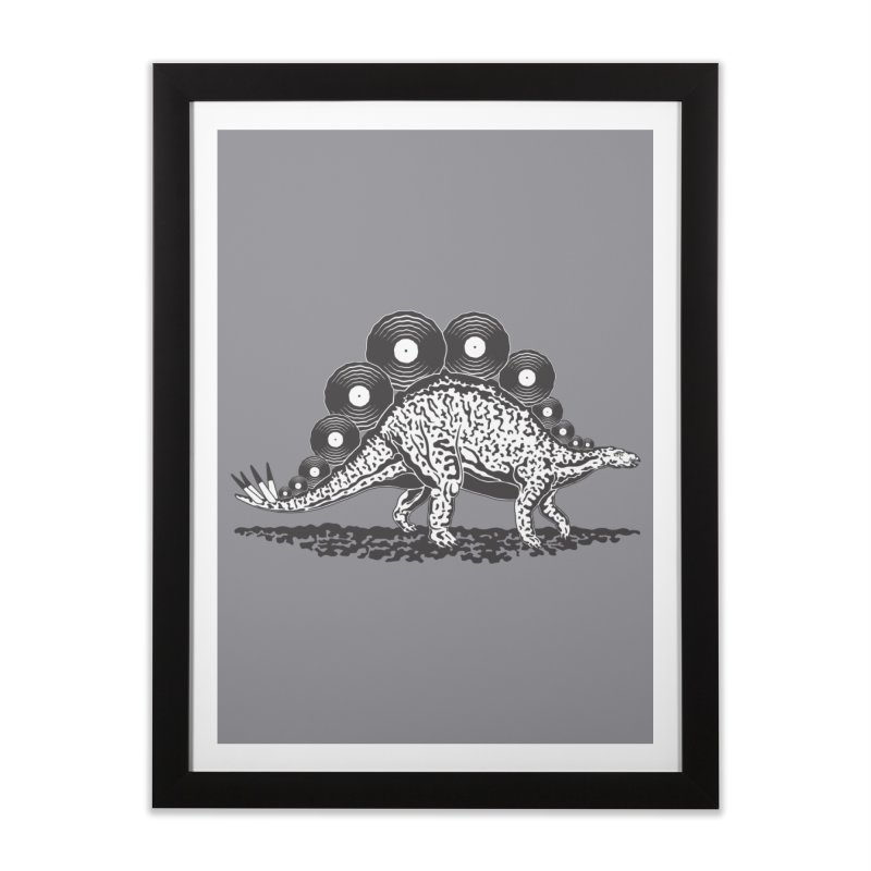 LPsaurus   by juliowinck's Artist Shop