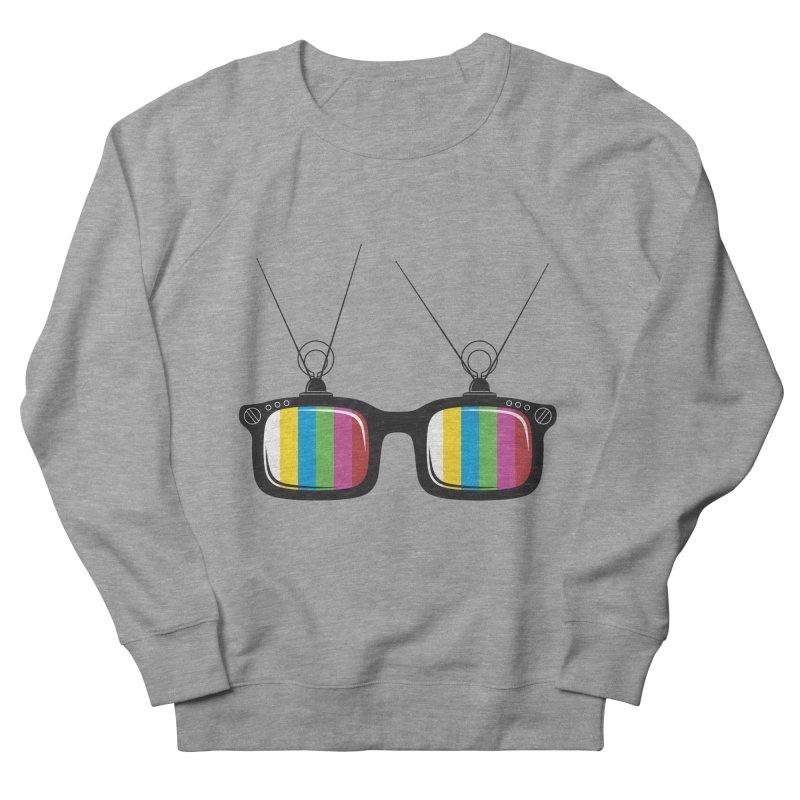 Old Media Men's Sweatshirt by juliowinck's Artist Shop