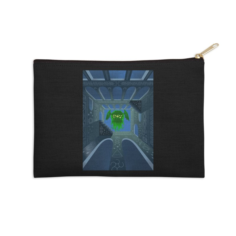 Call of Cthulhu Accessories Zip Pouch by juliusllopis's Artist Shop