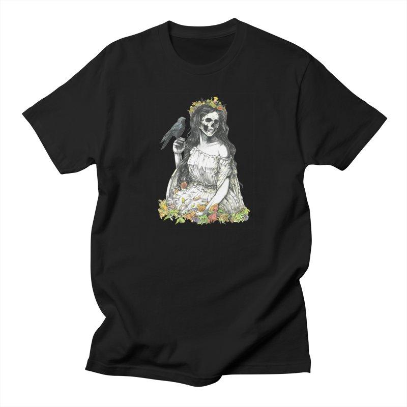 Death of spring Men's Regular T-Shirt by juliusllopis's Artist Shop