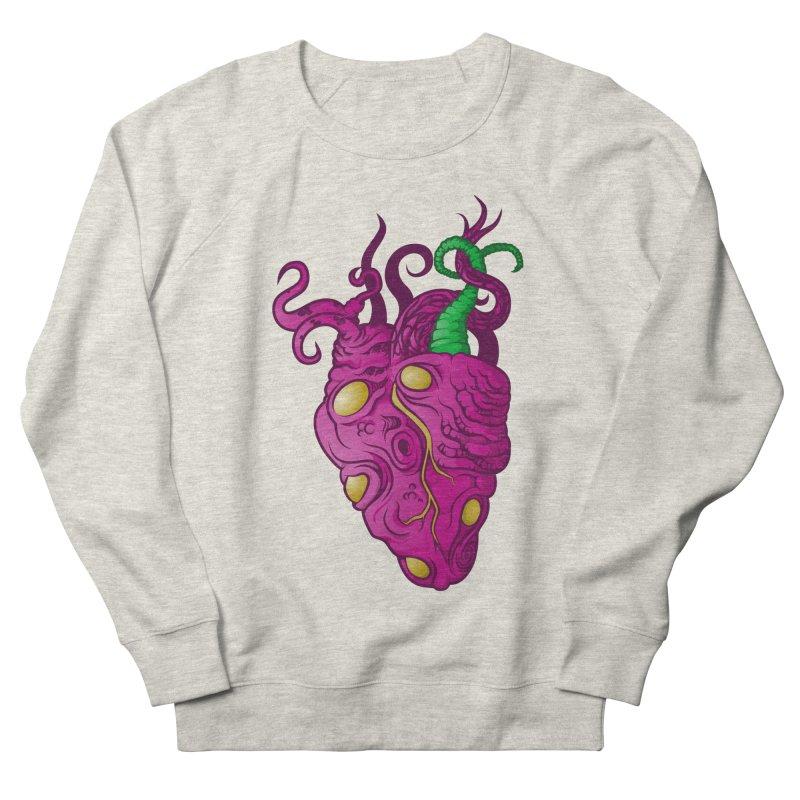 Cthulhu heart Women's Sweatshirt by juliusllopis's Artist Shop