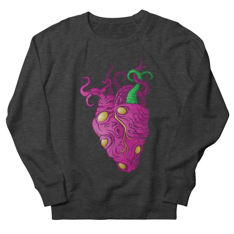 Cthulhu heart Men's Sweatshirt by juliusllopis's Artist Shop