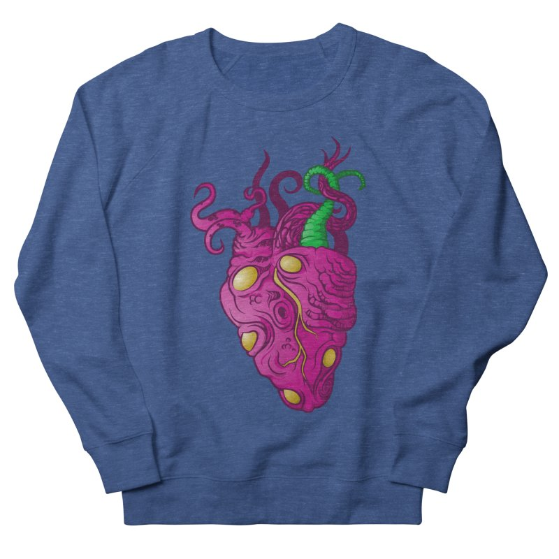 Cthulhu heart Men's Sweatshirt by juliusllopis's Artist Shop