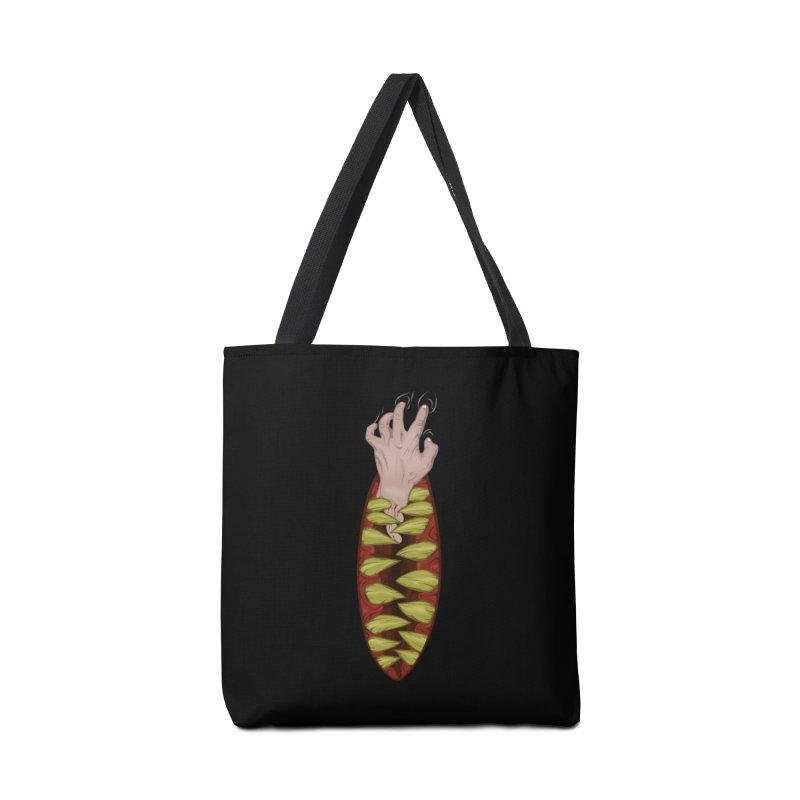 Hungry terror Accessories Bag by juliusllopis's Artist Shop